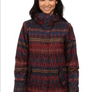 Roxy Boho Aztec Colorful Coat